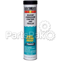 Lubrimatic 11402; P Wheel Bearing Grease 14 Oz.Crt