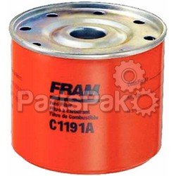 Fram C1191A; Filter Oil/Fuel