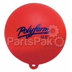 Polyform WS1RED; Water Ski Slalom Buoy-Red