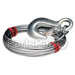 Tie Down Engineering 59379; 3/16 X 20 ft Winch Cable; LNS-241-59379