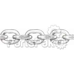 Anchor Line / Chain 14FT; Chain Galvanized 1/4 Per Ft