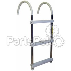 Garelick 05031; 3 Step Hook Ladder-