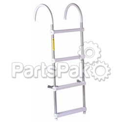Garelick 05041; 4 Step Hook Ladder-