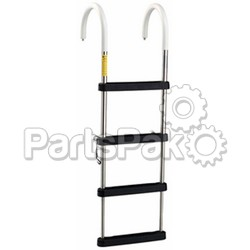 Garelick 12340; Ladder, Telescoping Pontoon-
