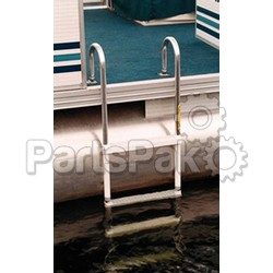 Garelick 15240; Pontoon Ladder/4 Step-