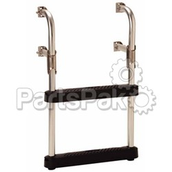 Garelick 18117; 2 Step Transom Ladder