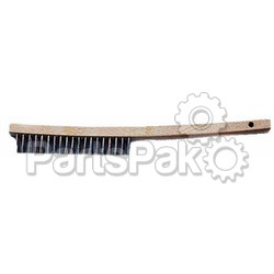 Redtree 17011; Long Curve Wire Brush; LNS-321-17011