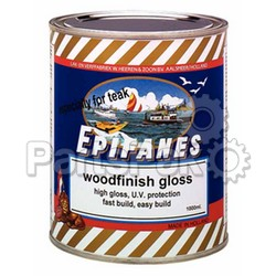Epifanes WFG1000; Gloss Wood Finish Quart; LNS-331-WFG1000