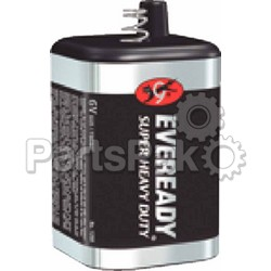 Eveready Battery 1209; Battery 6V Hd SpRing Terminal