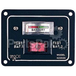 Sea Dog 4220201; Battery Test Switch-Economy
