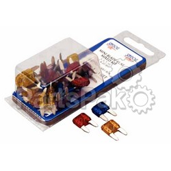 Sea Dog 4450901; Mini Blade Fuse - Mixed Kit
