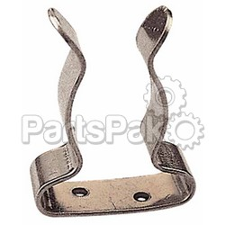 Sea Dog 4911361; Boat Hook Clips Stainless