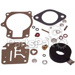 Sierra 18-7222; 396701 Johnson Evinrude Carburetor Kit W/Float-; LNS-47-7222
