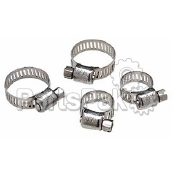 SeaChoice 23431; Hose Clamp Set(7/32 -25/32 )S-