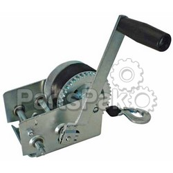 SeaChoice 52251; Manual Trailer Winch-2000 Lb-