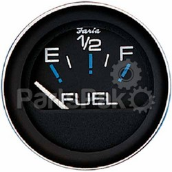 Faria 13001; Coral Fuel Level Gauge E-1/2-