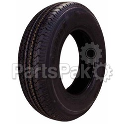 Loadstar 10256; St225/75R15 D Ply Karrier Trailer Tire