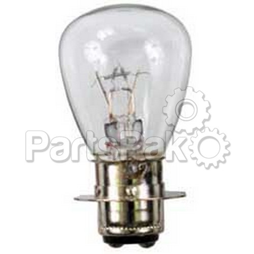 Candlepower 12080; Bulbs A7028 6245J 12V / 45-45W 10-Pack