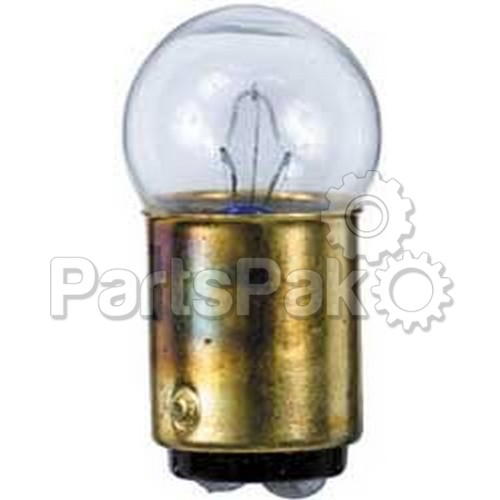 Candlepower 12001; Bulbs A72 12V/3W 10/Pk