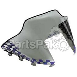PowerMadd 10113011; Cobra Windshield Indy Purple Snowmobile