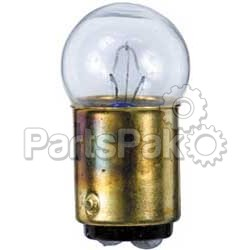Candlepower 12001; Bulbs A72 12V/3W 10/Pk; 2-WPS-12-6408
