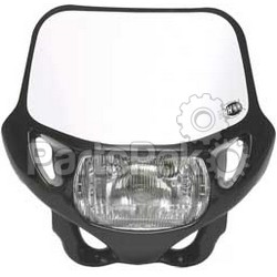 Acerbis 2042750001; Dhh Certified Headlight Black