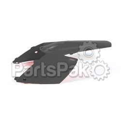 Acerbis 2040550001; Rear / Side Cowling (Black)
