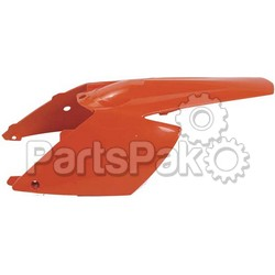 Acerbis 2040550237; Rear / Side Cowling (Ktm Orange)