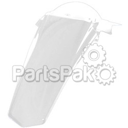 Acerbis 2040870002; Rear Fender (White); 2-WPS-1583-3306