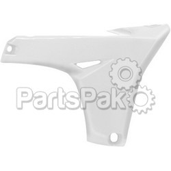 Acerbis 2171780002; Lower Shroud (White)