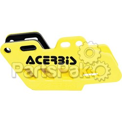Acerbis 2179090005; Chain Guide Block Yel Suz