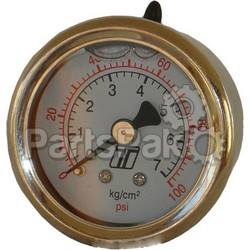 Black Diamond Xtreme (BDX) TSGO; Fuel Pressure Gauge