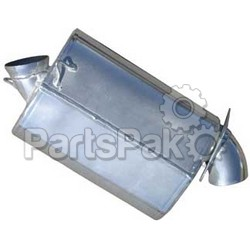 SLP - Starting Line Products 09-270; Silencer Arctic Cat M6/M7