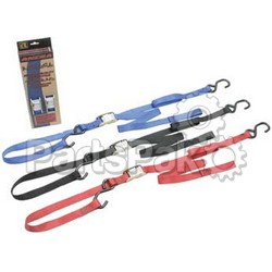 Ancra 49380-12; Integra Tie-Downs Blue Pair
