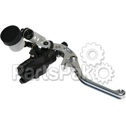 Braking MC6601; Brake Master Cylinder 16-mm Silver Lever