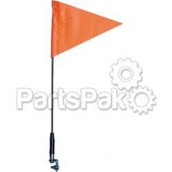 Country Ent. 12460; Telescoping Spring Mount Safety Flag