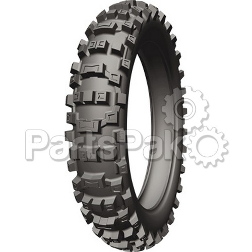 Michelin 5617; Cross Ac10 Tire Rear 100/90-19