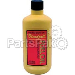 Blendzall 501 (PT); Fuel Oil Top End Lubricant 16O