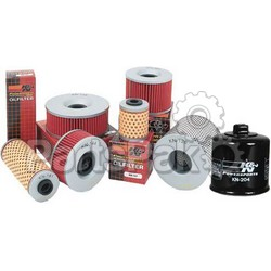 K&N KN-113; Oil Filter (Black)