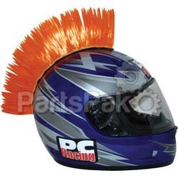 PC Racing PCHMORANGE; Helmet Mohawk (Orange)