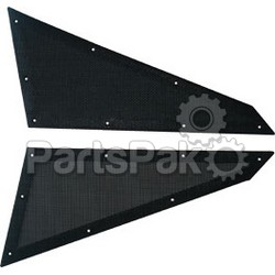2 Cool SK-401-BK; (Pair) Vents Xp Side Front