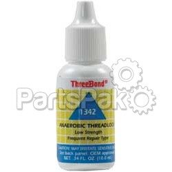 Three Bond 1342AT002; Low Strength Thread Lock 10Ml; 2-WPS-59-9110