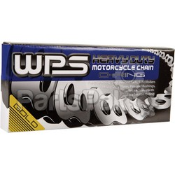 WPS - Western Power Sports 530HSO 100 FT ROLL; 530 Hso O-Ring Chain 100' Roll