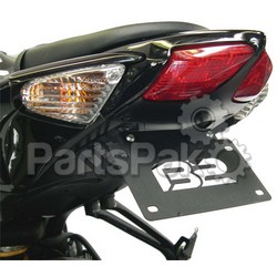 DMP (Dynamic Moto Power) 680-7730; Fender Elim Kit Blk BMW S1000R