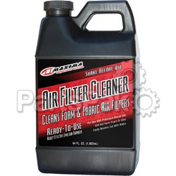 Maxima 70-79964; Air Filter Cleaner 64Oz