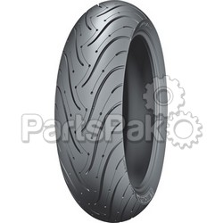 Michelin 34171; Pilot Road 3 Tire Rear 160/60Z; 2-WPS-87-9786