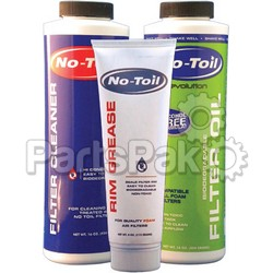 No Toil EV109; Evolution Air Filter Oil 3-Pack; 2-WPS-90-0109