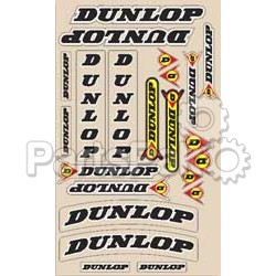 N-Style N30-1007; Dunlop Decal Kit V3