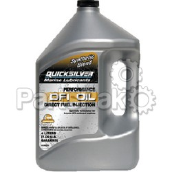 Mercury - Mercruiser 92-858037Q01; DFI 2CYCLE @3 GALLON/4 LITRE 92-858037K01 Optimax, Boat Marine Parts; LNS-710-92-858037Q01