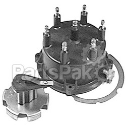Mercury - Mercruiser 815407Q 5; Distributor Cap and Rotor Kit-Thunderbolt-